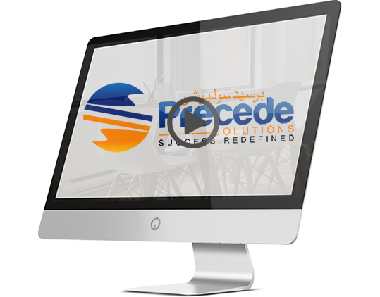 image to show the corporate video of Precede Solutions explaining how to setup a business in UAE